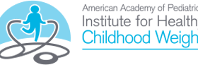 AAP Institute for Health Childhood Weight_logo