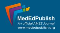 MedEdPublish logo